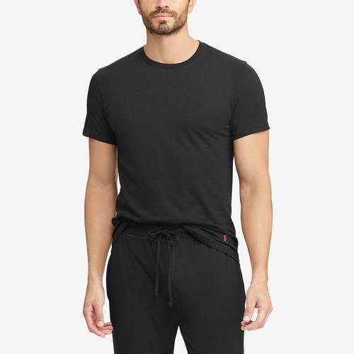 Polo Ralph Lauren Men's Classic Fit Cotton T-Shirt 3-Pack