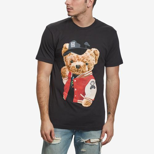 NEVER BROKE AGAIN Men's Teddy T-Shirt