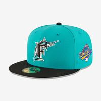 New Era Florida Marlins World Series 59Fifty Fitted