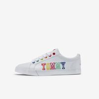 Tommy Hilfiger Girl's Preschool Tommy Hilfiger Logo Sneaker
