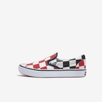 Vans Boy's Preschool Big Checker Comfycush Slip-On