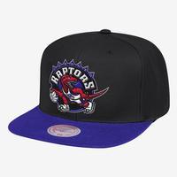 Mitchell + Ness Men's Team 2 Tone Snapback Toronto Raptors
