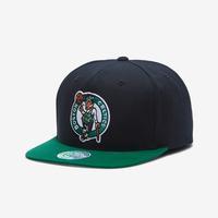 Mitchell + Ness Men's Team 2 Tone Snapback Boston Celtics