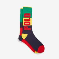 Polo Ralph Lauren Men's Mismatch Crew Socks