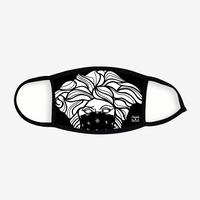 Crooks & Castles Medusa Fashion Mask
