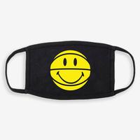 Chinatown Market Smiley Basketball Face Mask
