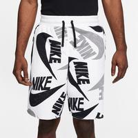 Nike Men's Nike Sportswear Allover Print Athletic Shorts