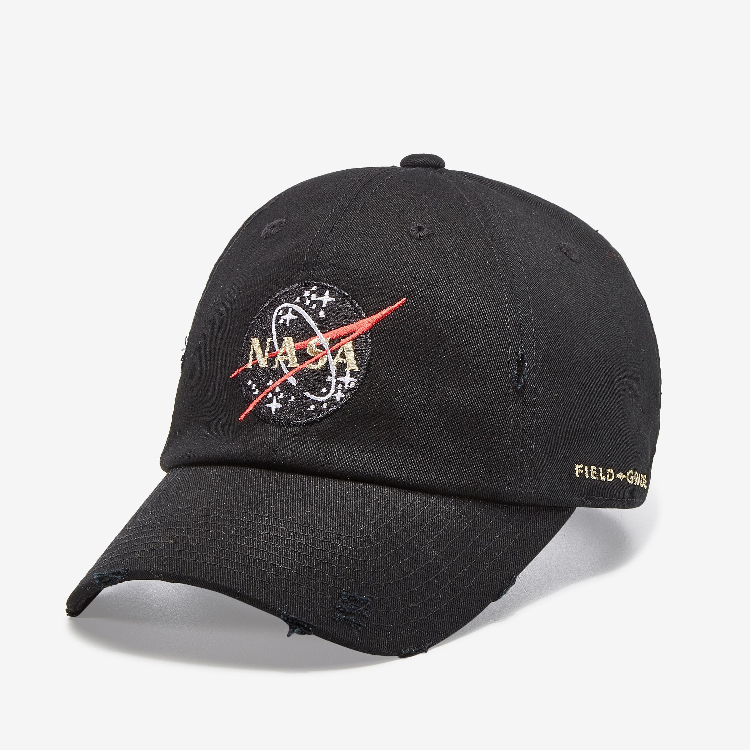 Nasa 50th Anniversary Distressed Hat