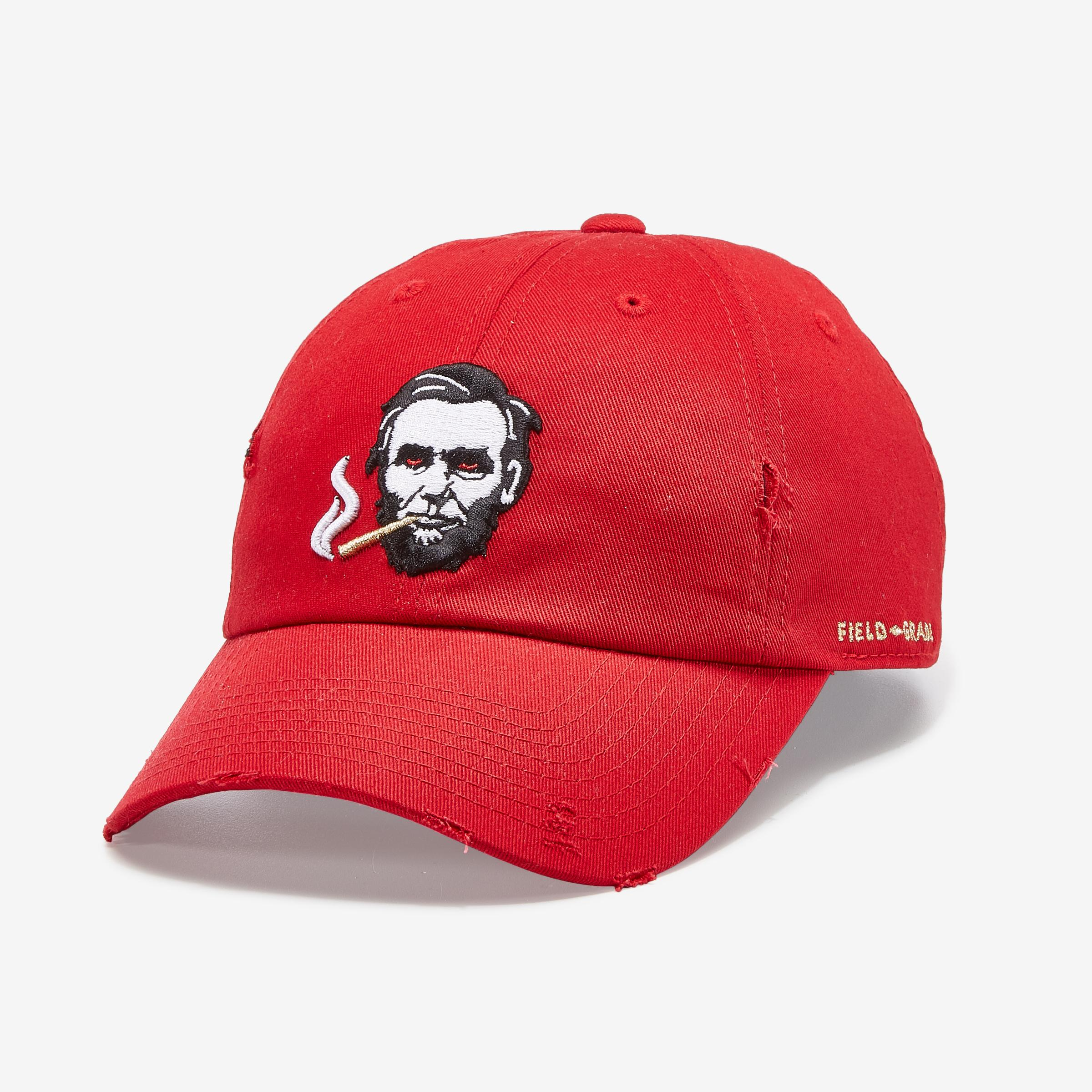 Smokin Abe Hat
