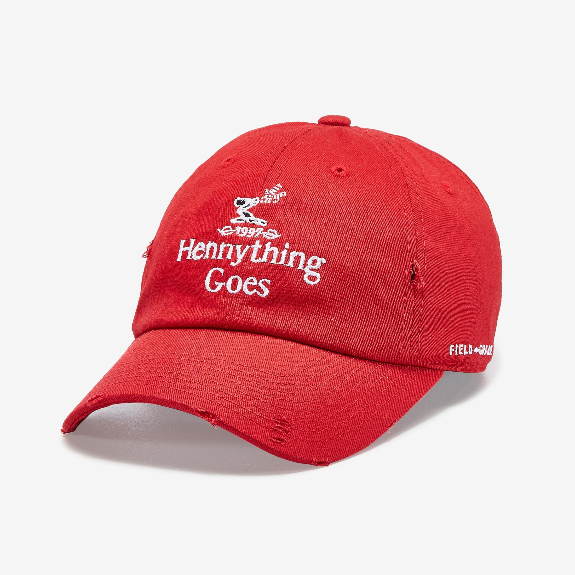Hennything Goes Hat
