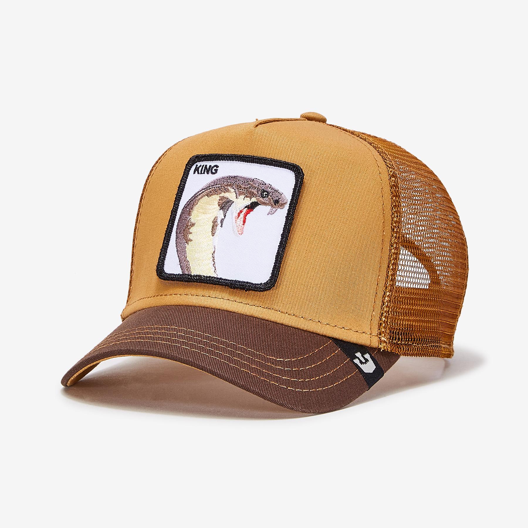 Men's Biter Animal Farm Trucker Cap