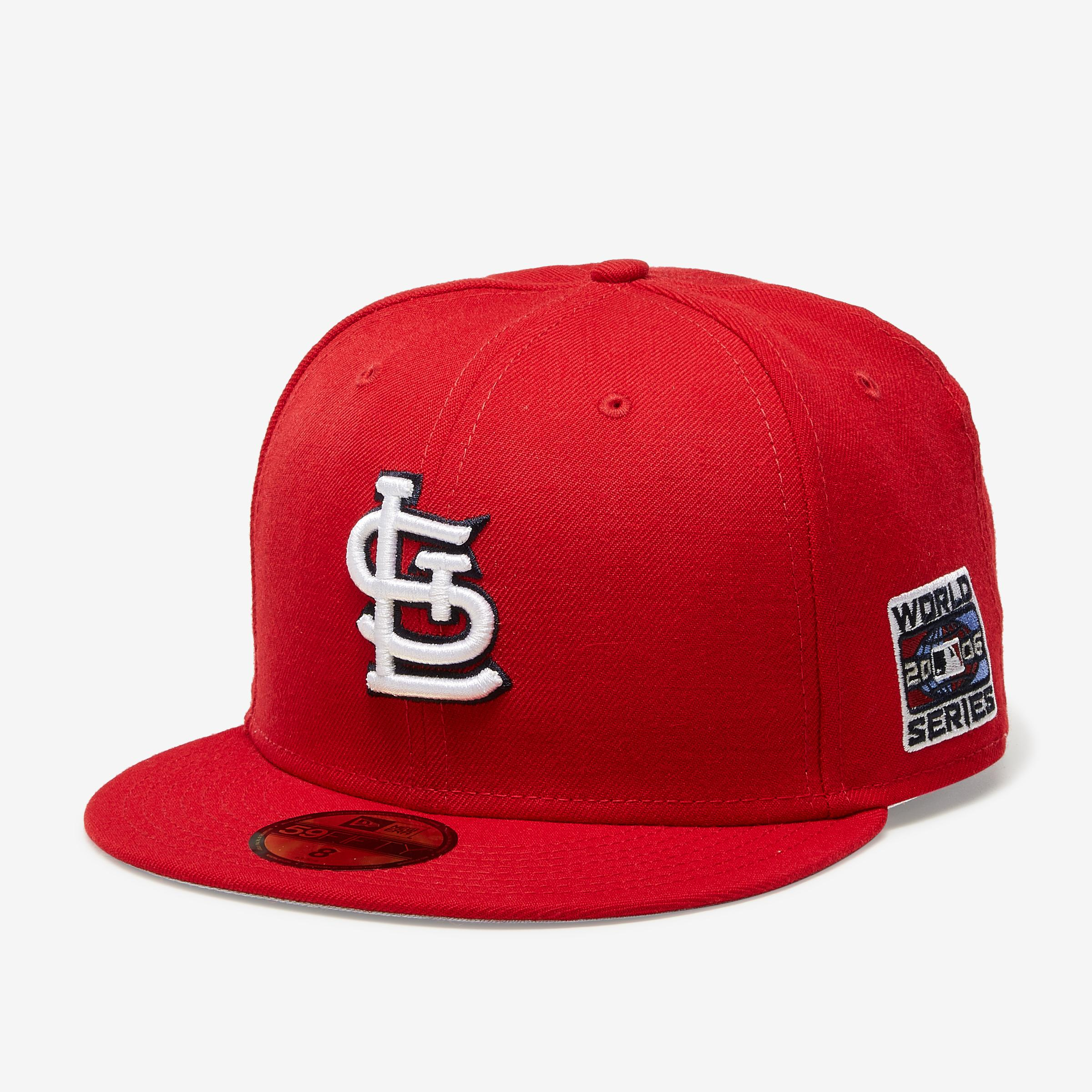 Cardinals 59fifty Fitted