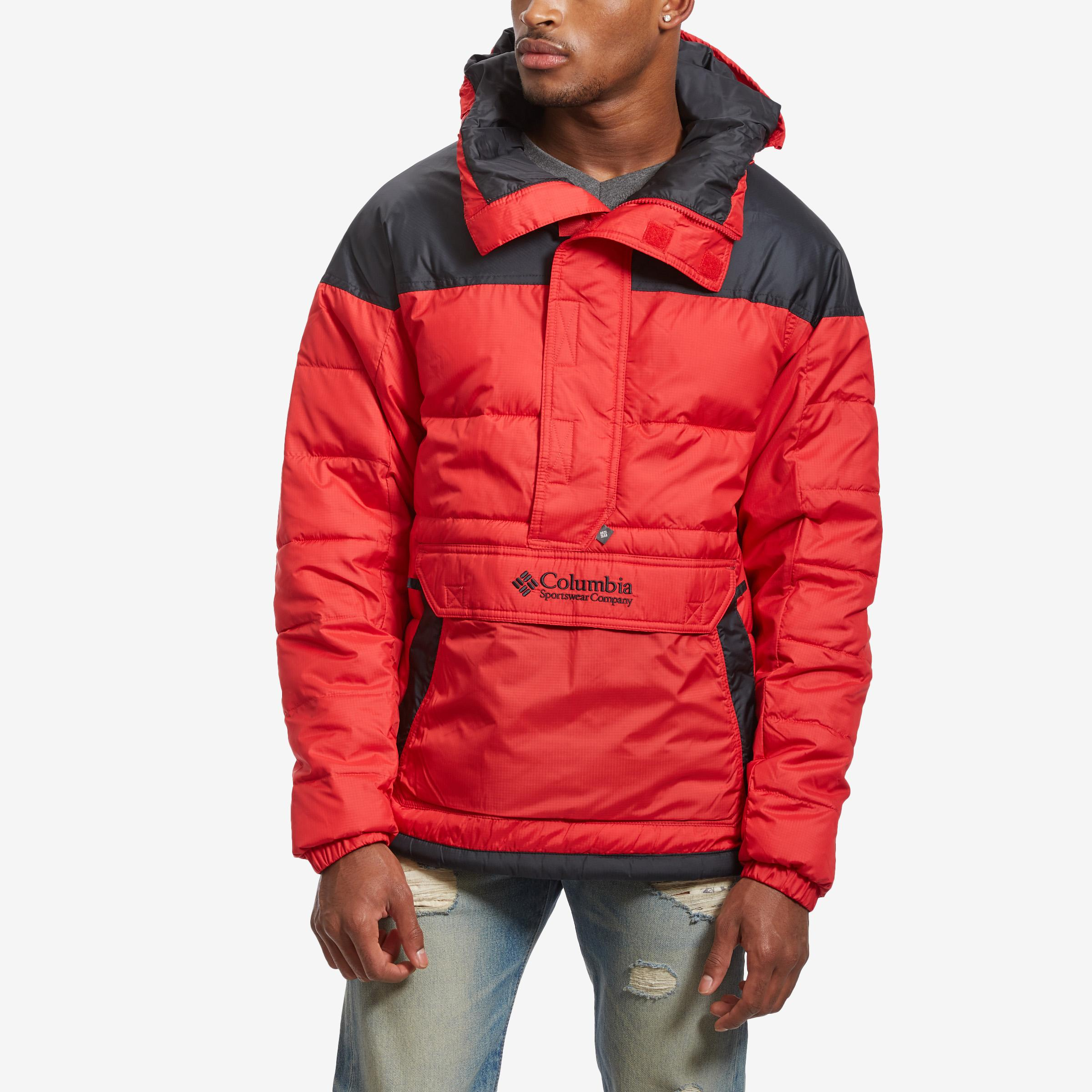 Lodge Pullover Insulated Jacket