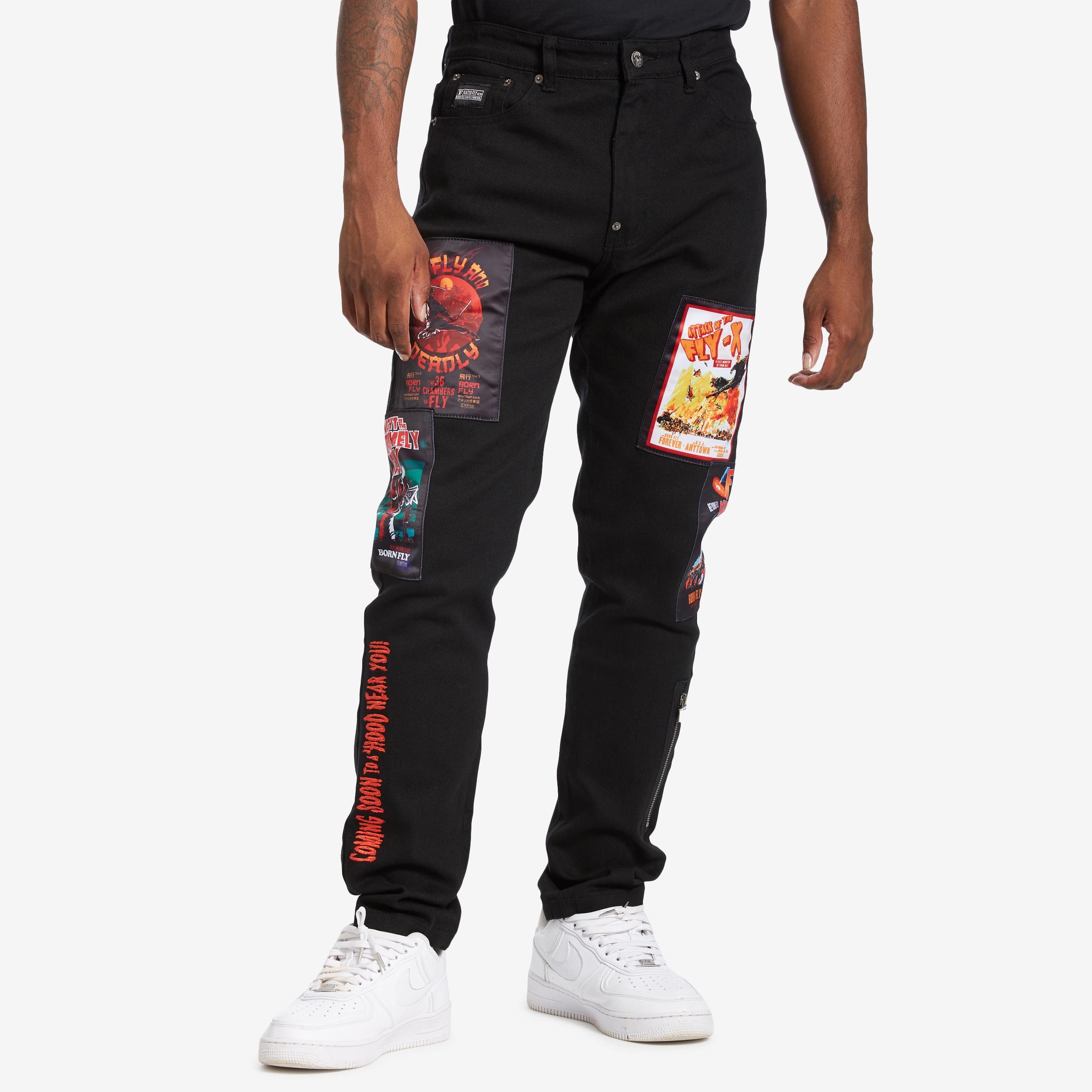 Men's Freddie Denim Jeans