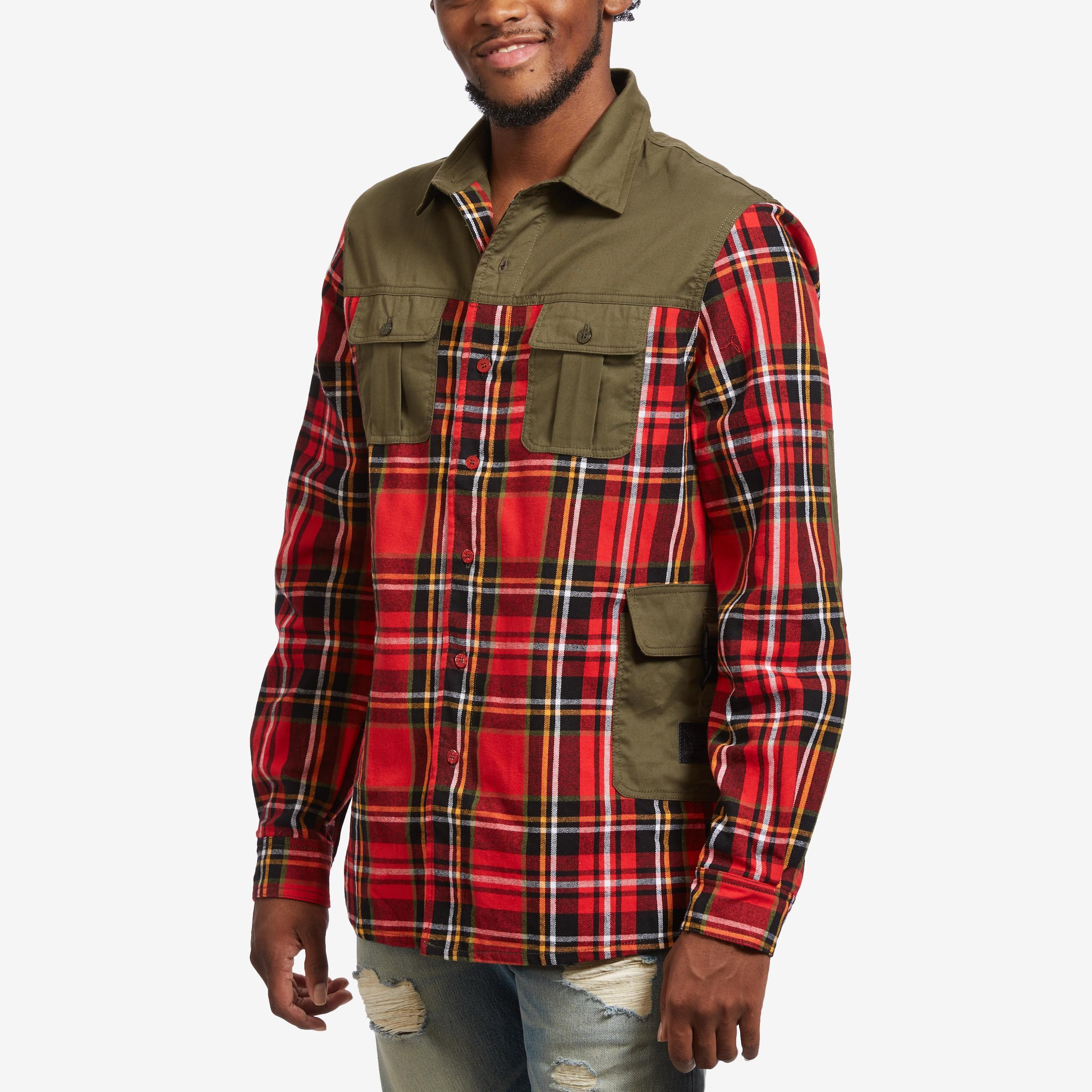 Gunner Woven Shirt