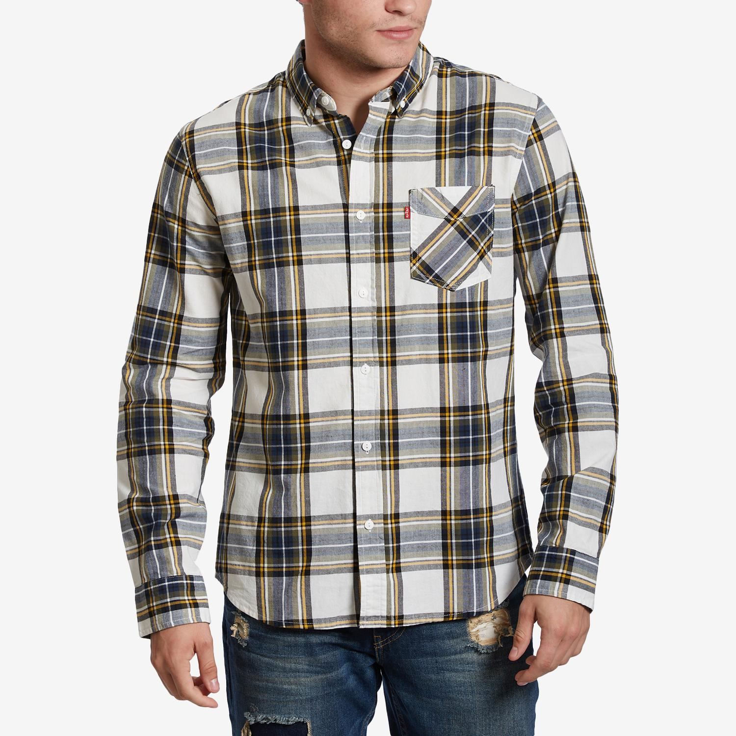 Men's Holtby Flannel Shirt