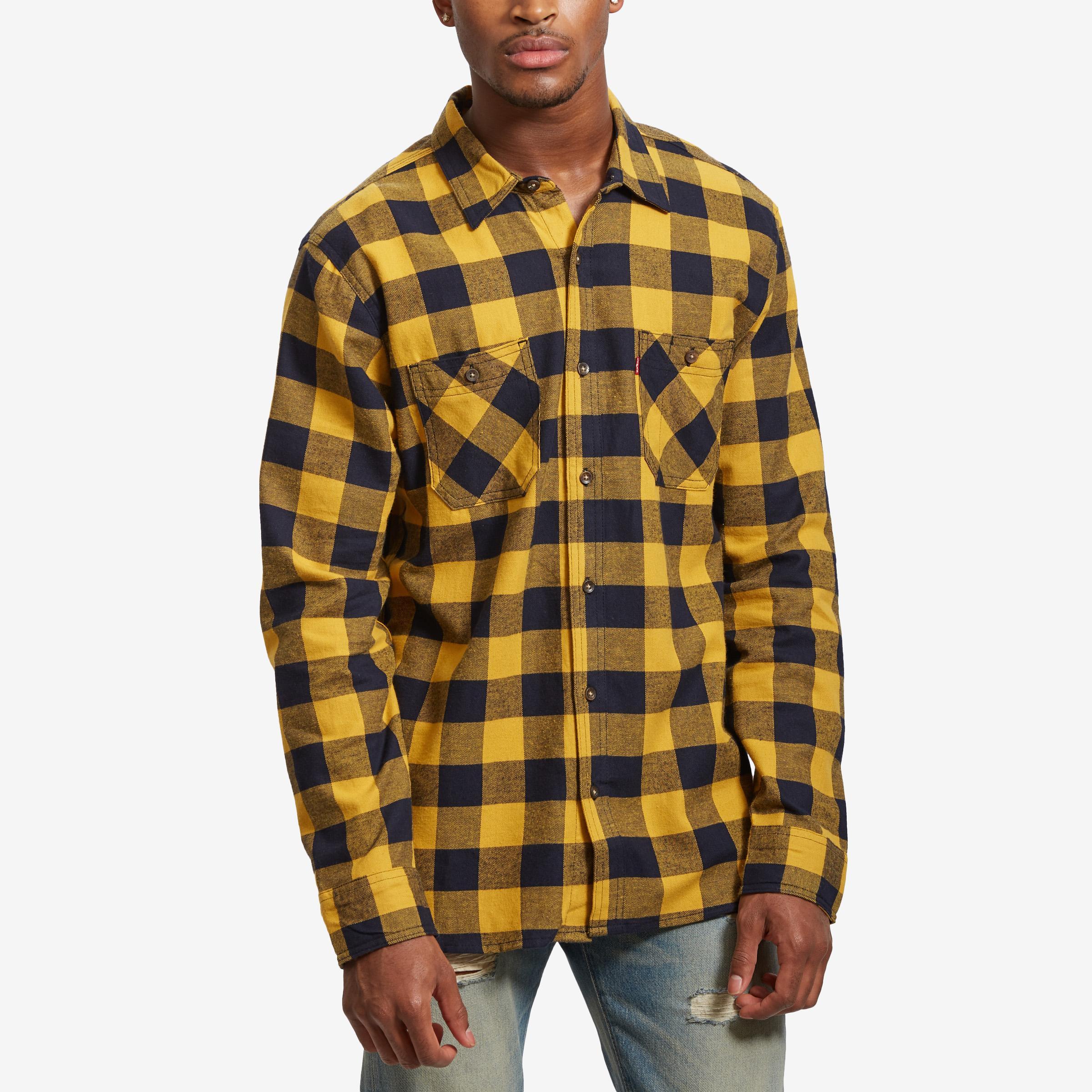Yanda Flannel Shirt