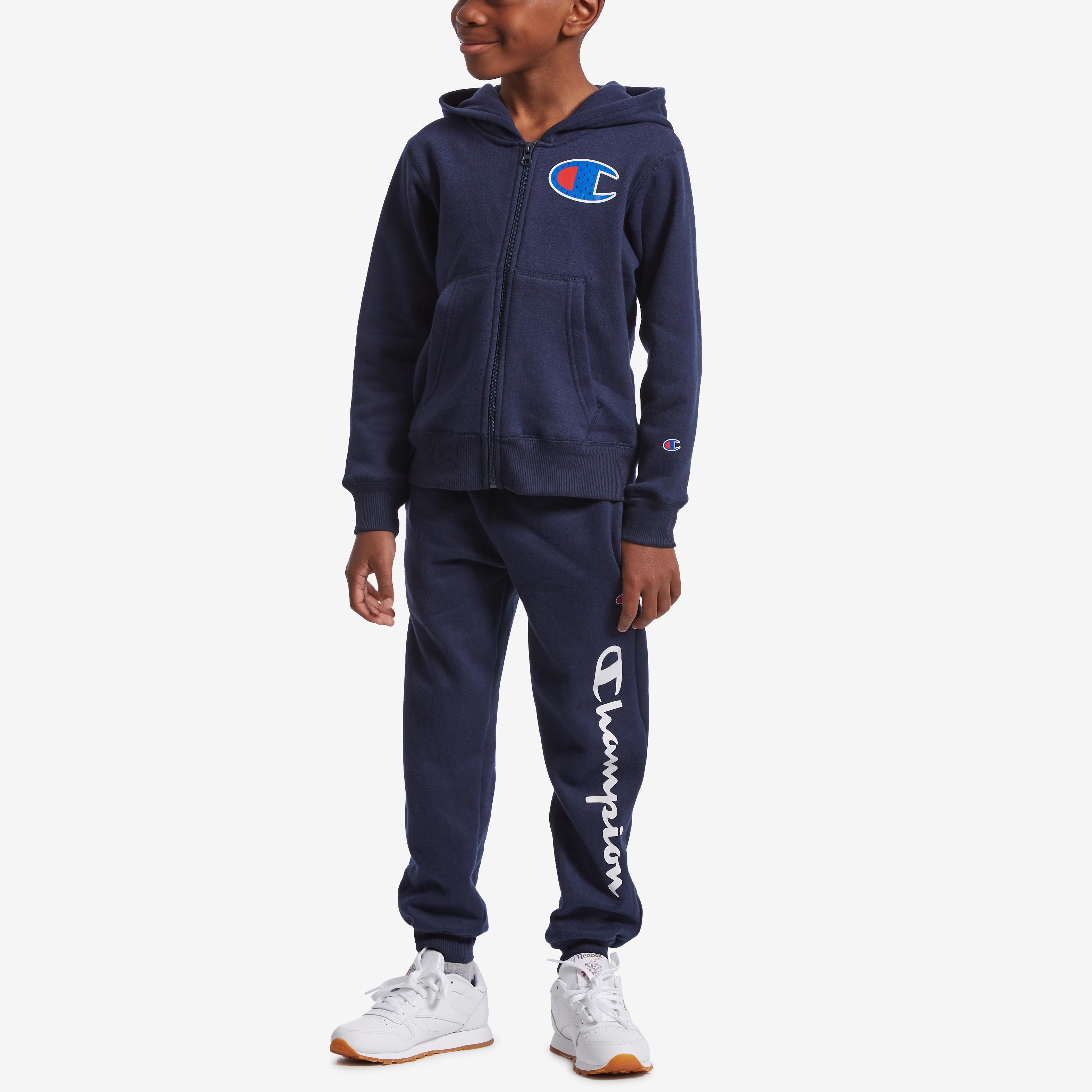 Full Zip Hoodie And Jogger Se
