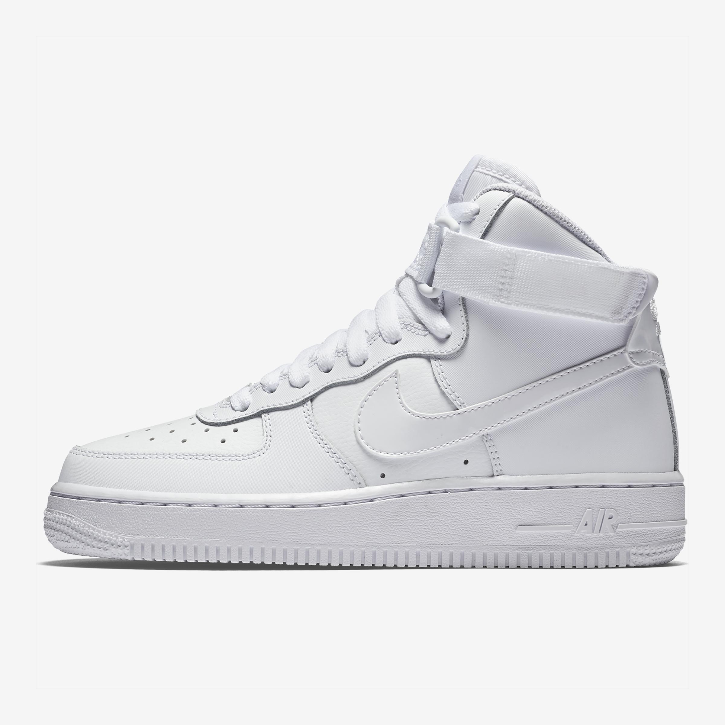 Nike Air Force 1 High Grade School Schuhe Kinder Basketball