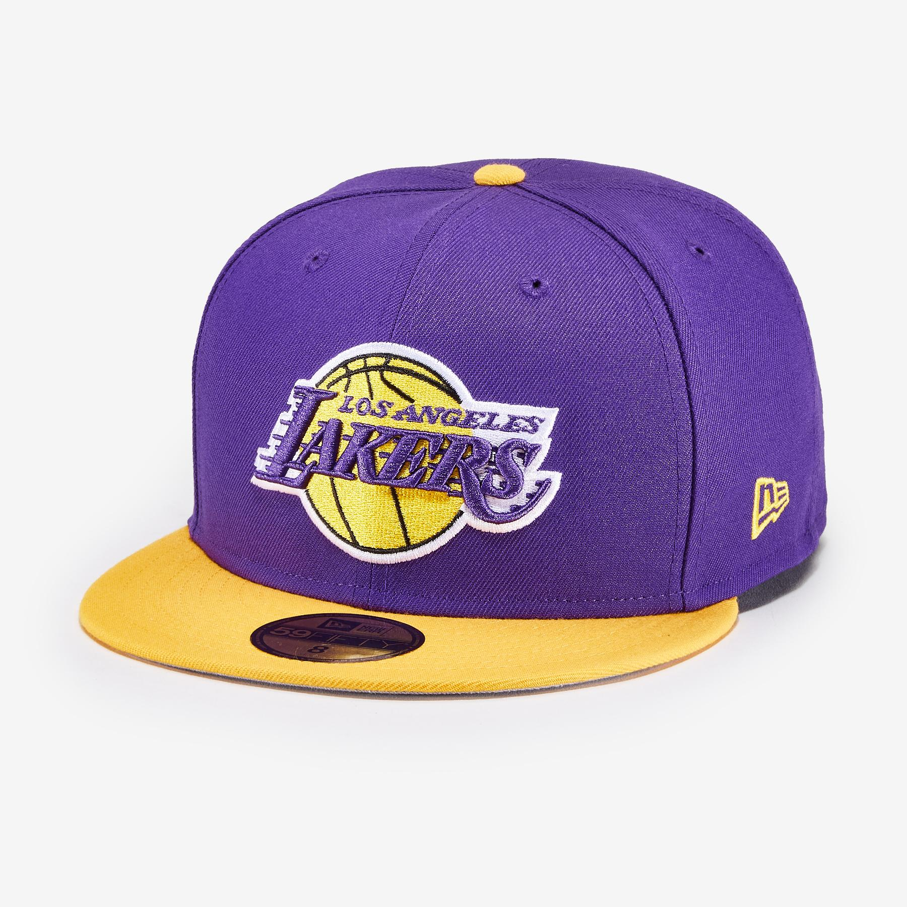 Lakers 59fifty Fitted