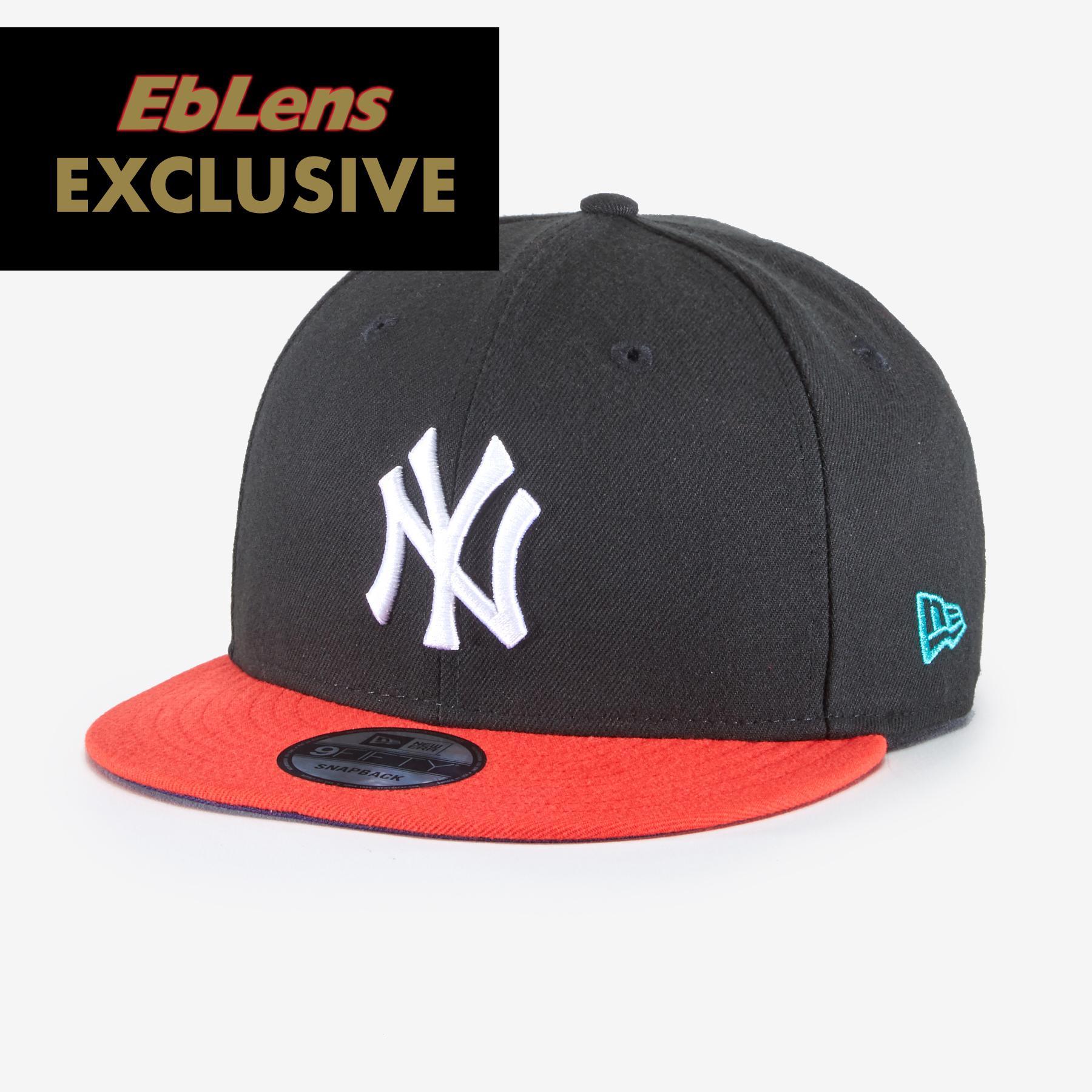 New Era X Eblens Yankees 9fifty Snapback