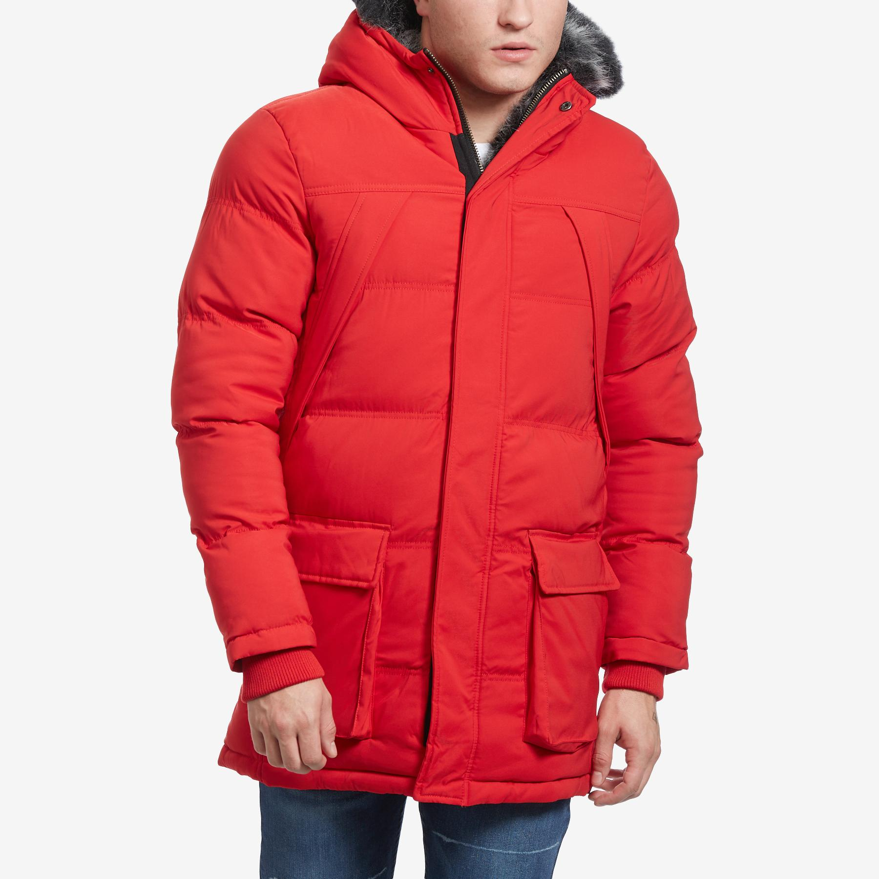Men's Fargo Fur Lined Parka 2.0