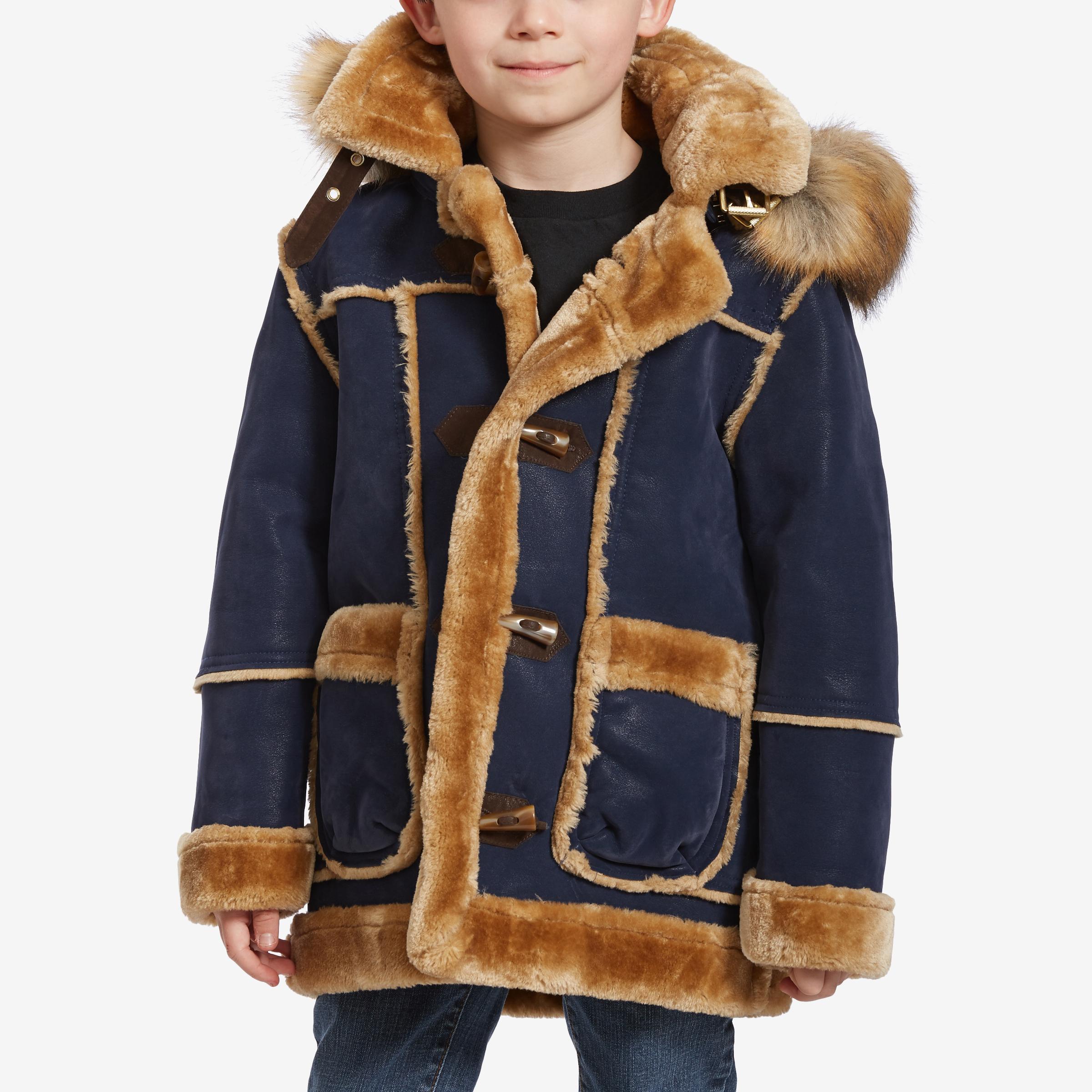 Denali Shearling Jacket
