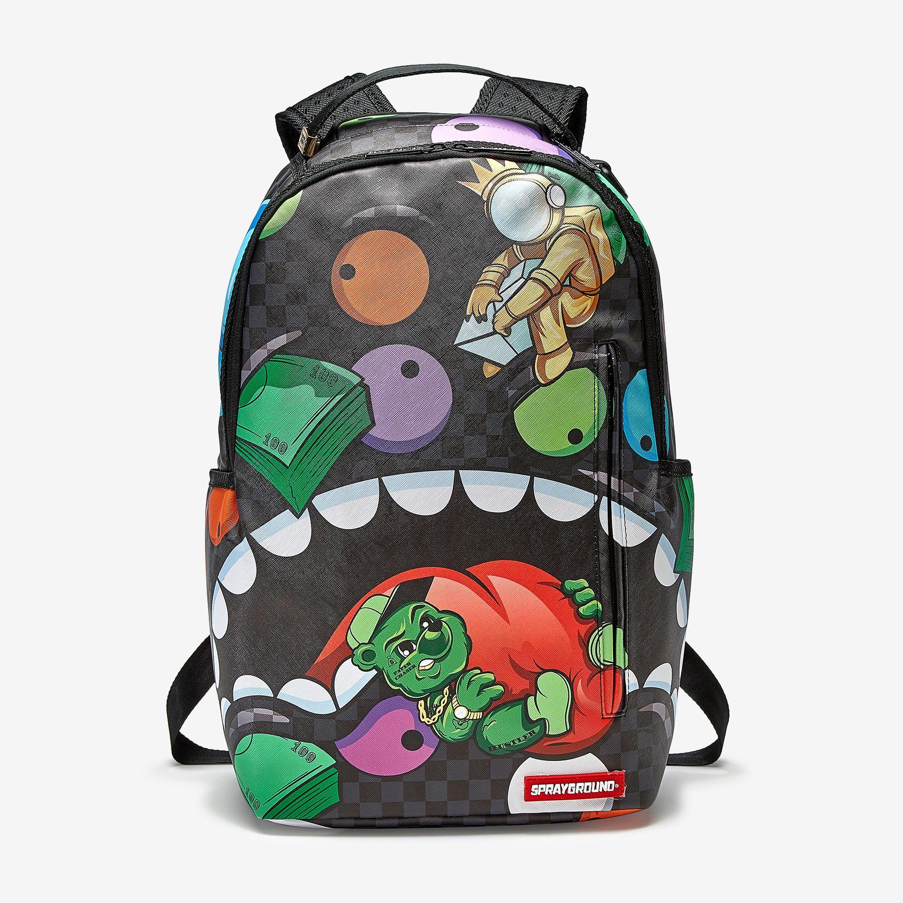 Mad Shark Backpack