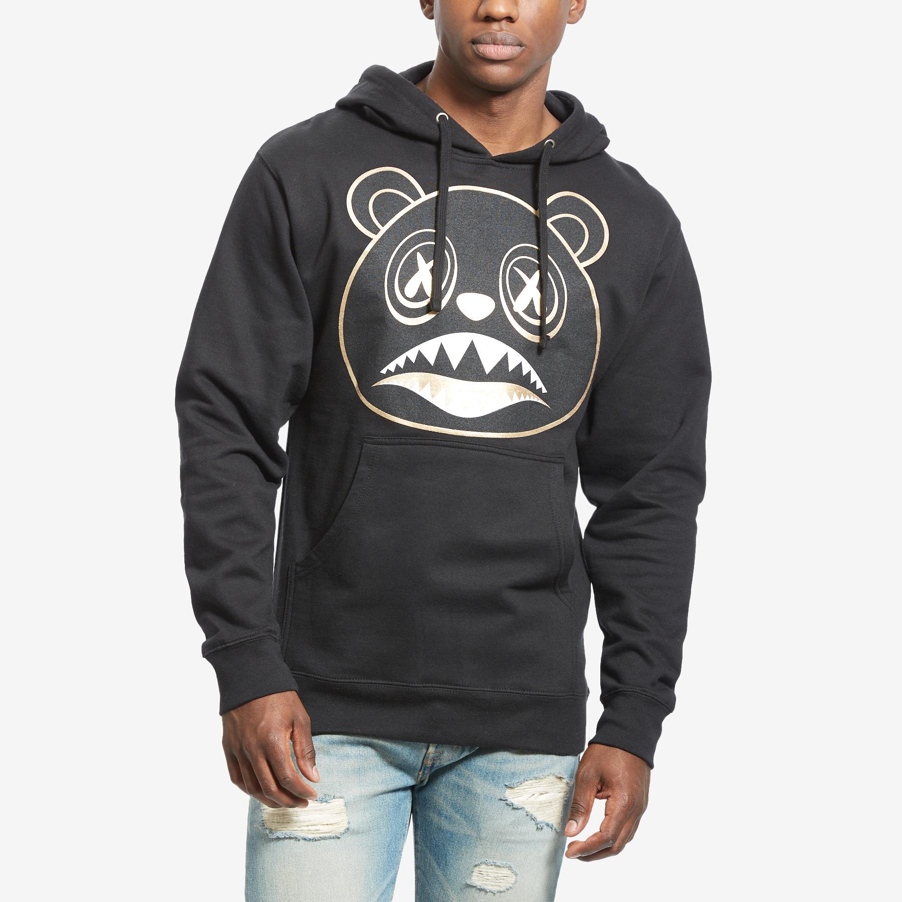 Blackout Gold Hoodie