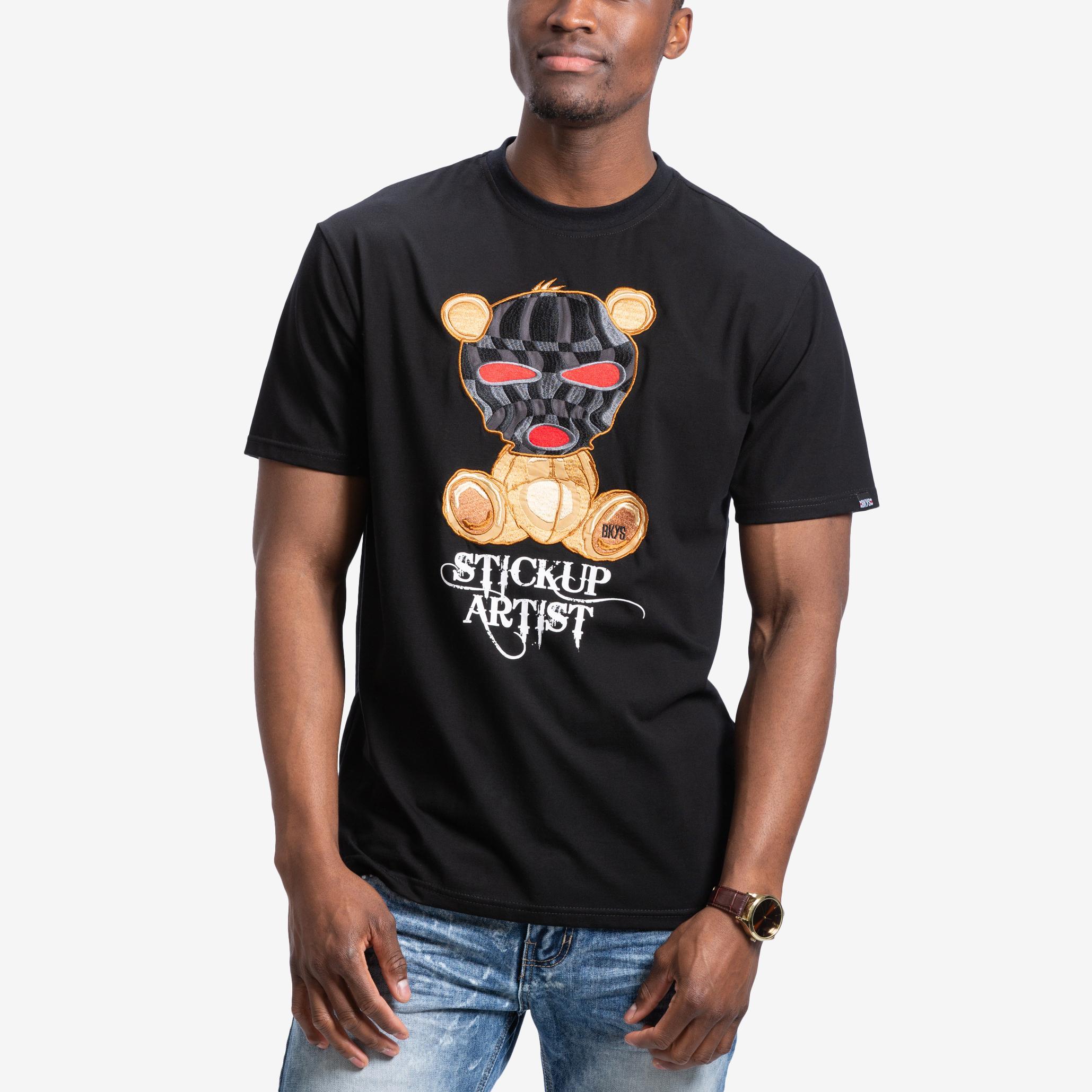 Men's Stickup Artist T- Shirt
