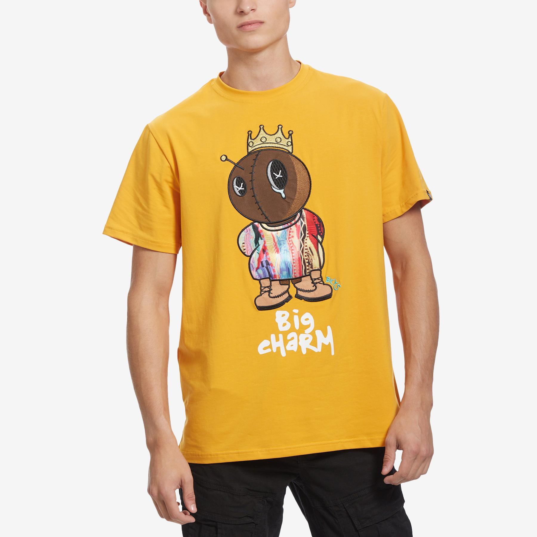 Men's Big Charm T- Shirt