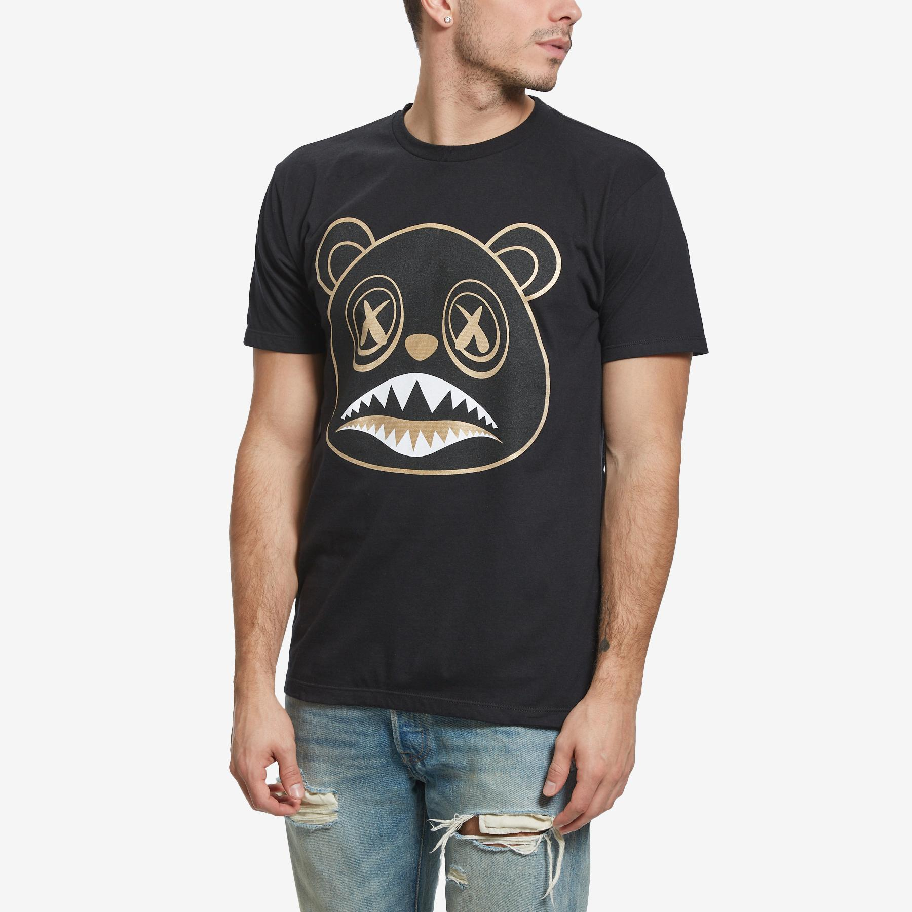 Men's Blackout Baws T- Shirt