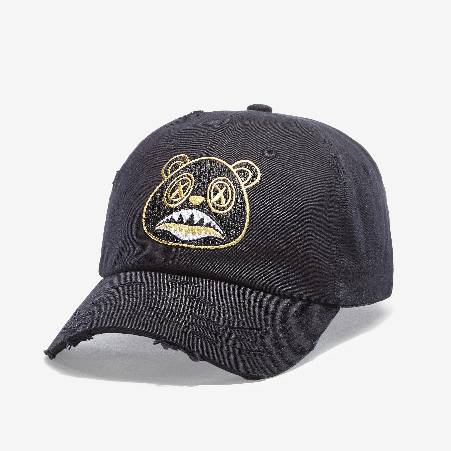 Blackout Gold Hat