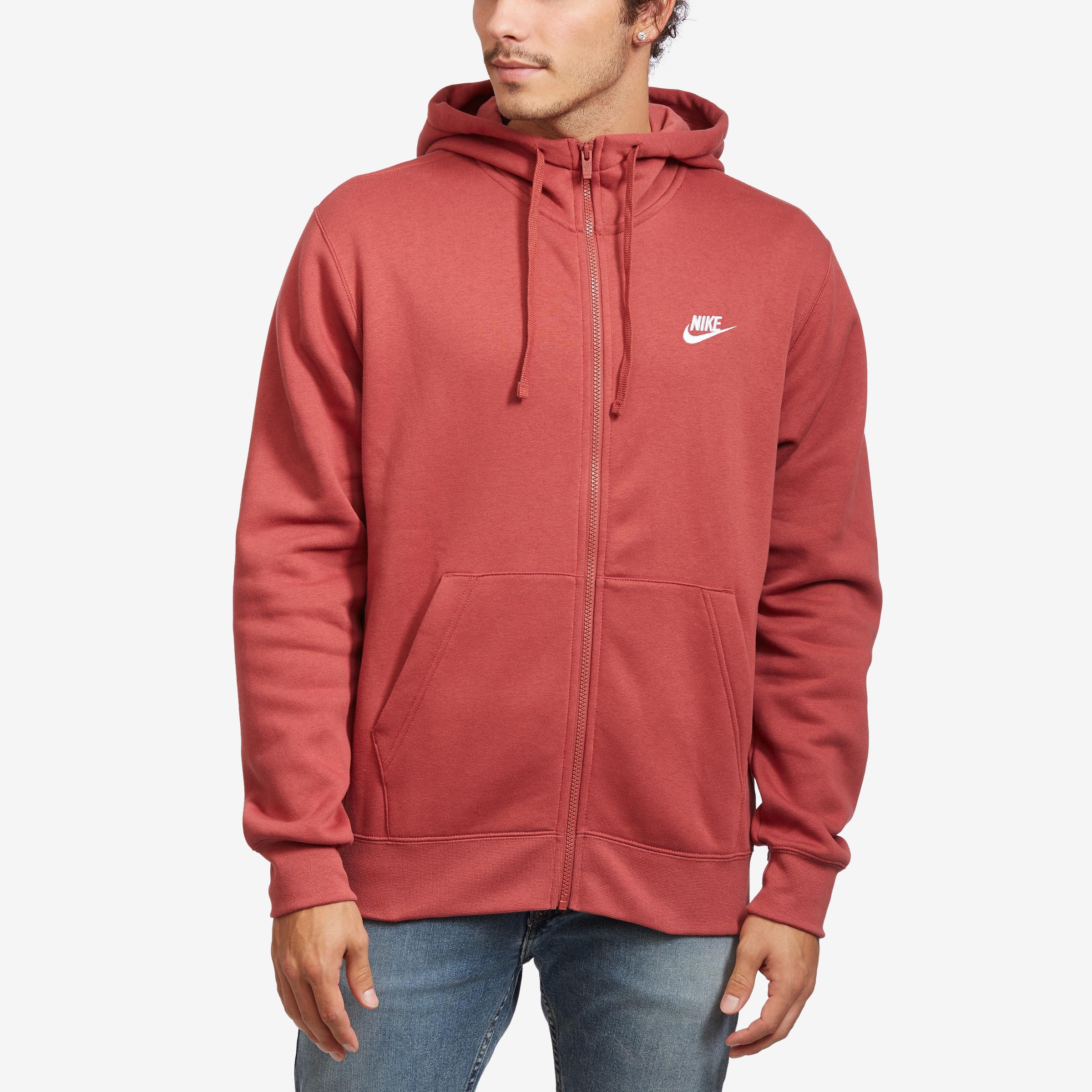 Sportswear Club Fleece Full Zip Hoodie