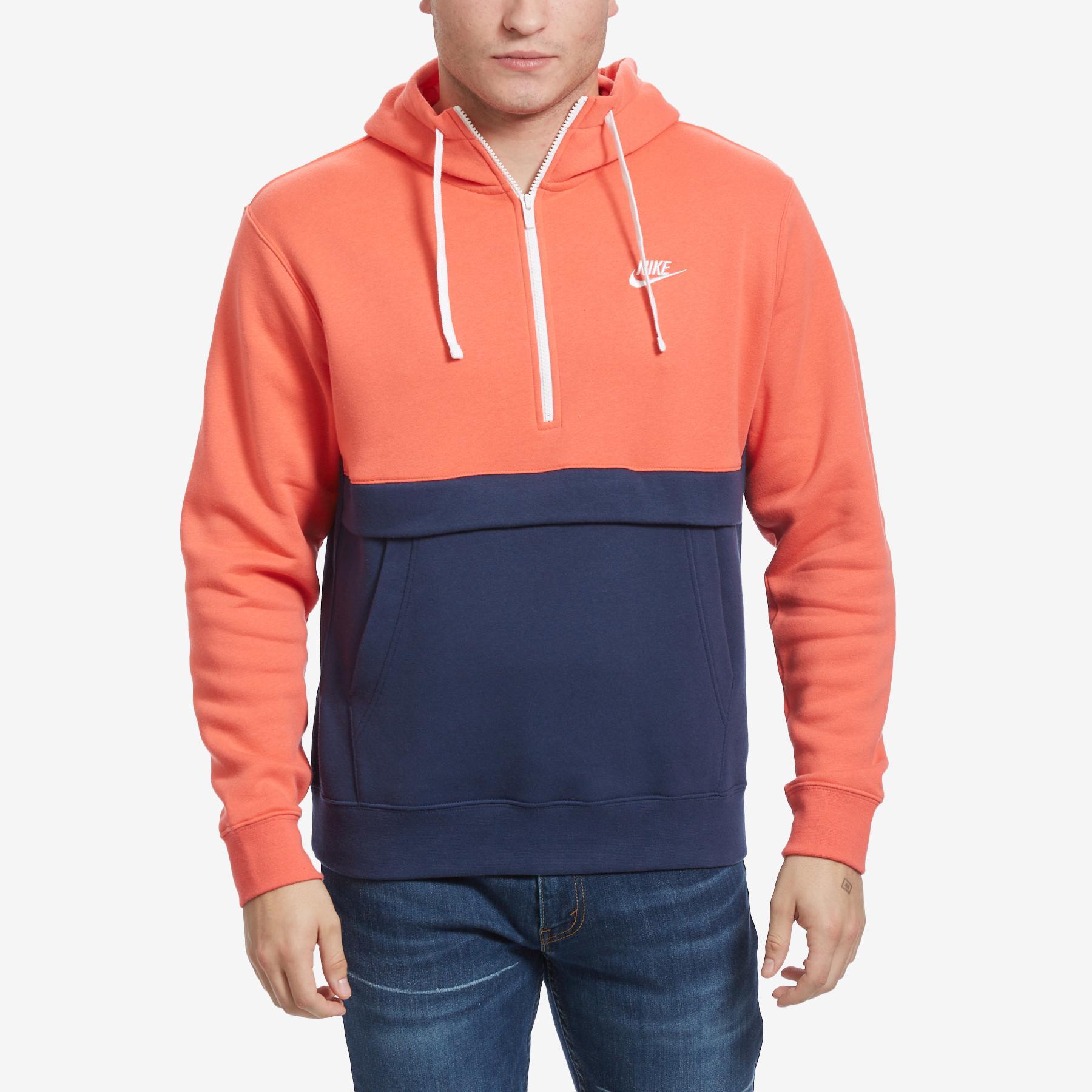 Sportswear Club Fleece 1/2 Zip Hoodie