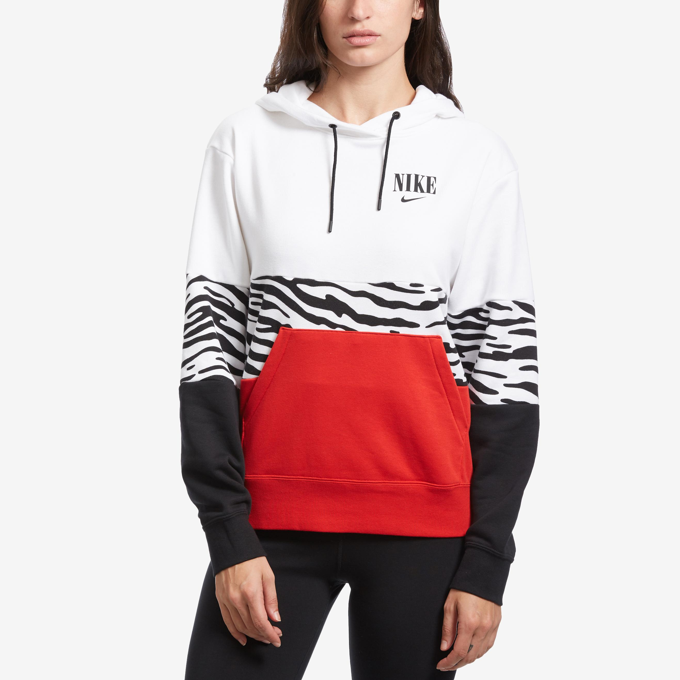 Nike Sportswear Essential Graphic French Terry Pullover