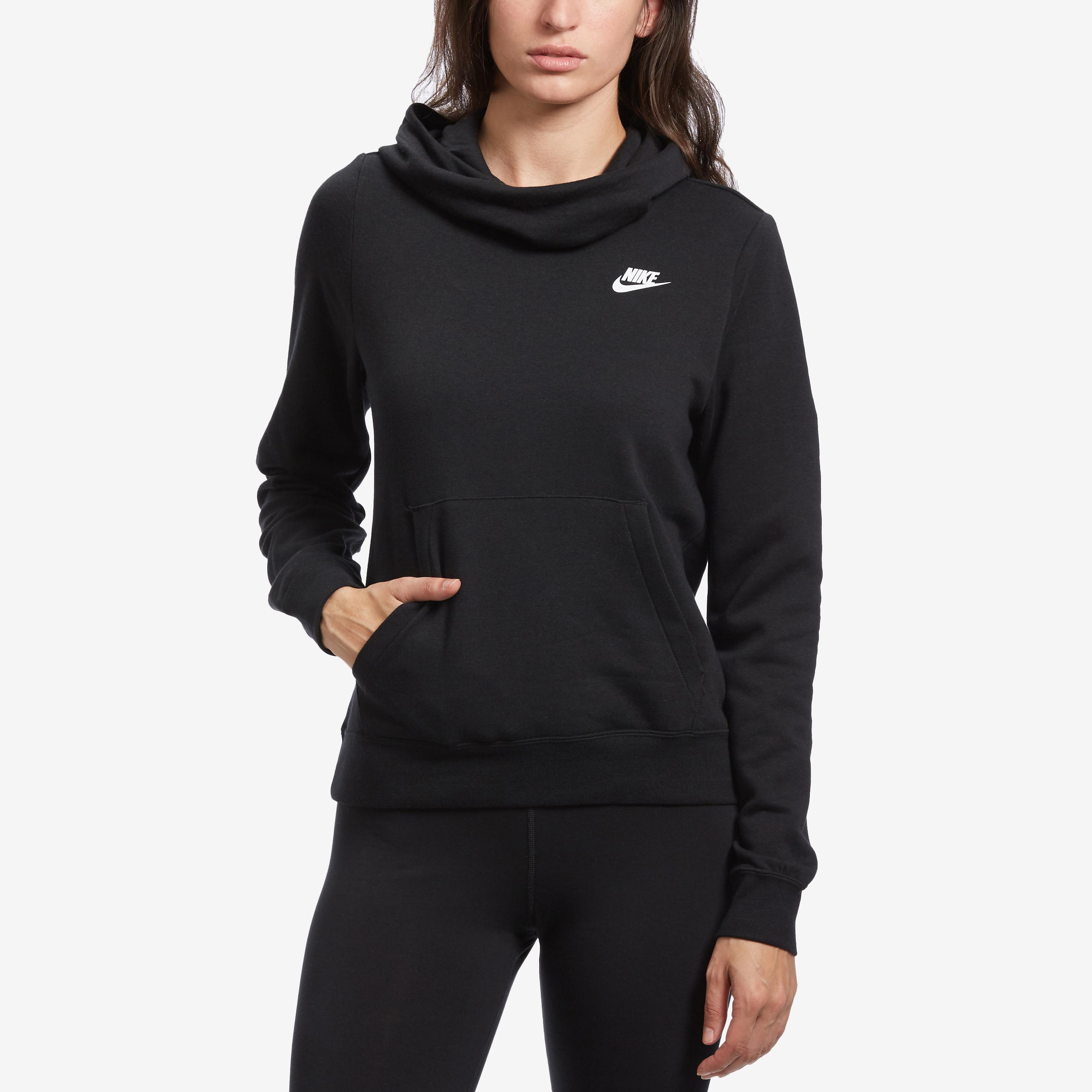 Sportswear Fleece Funnel- Neck Hoodie