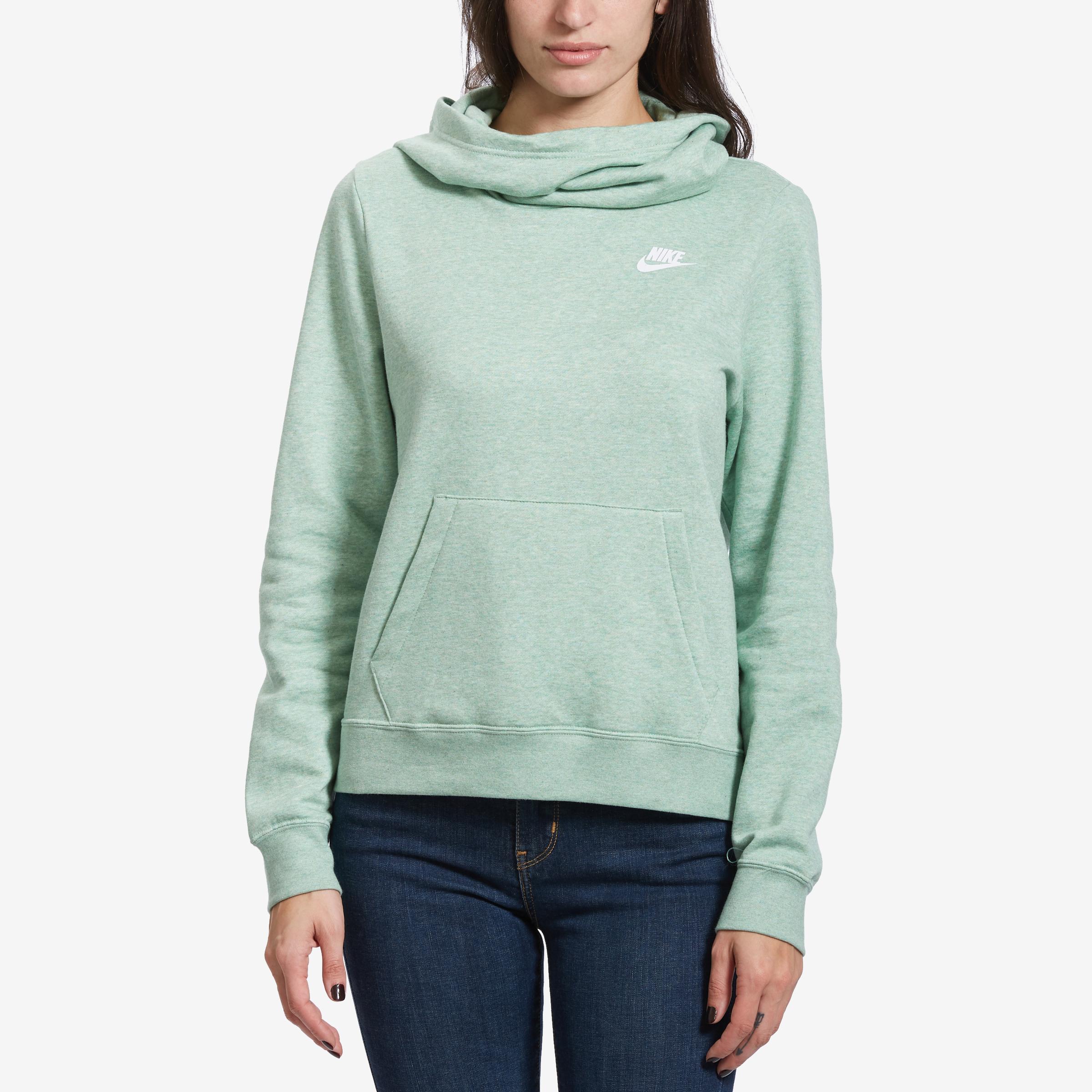 Sportswear Fleece Funnel- Neck Hoodie