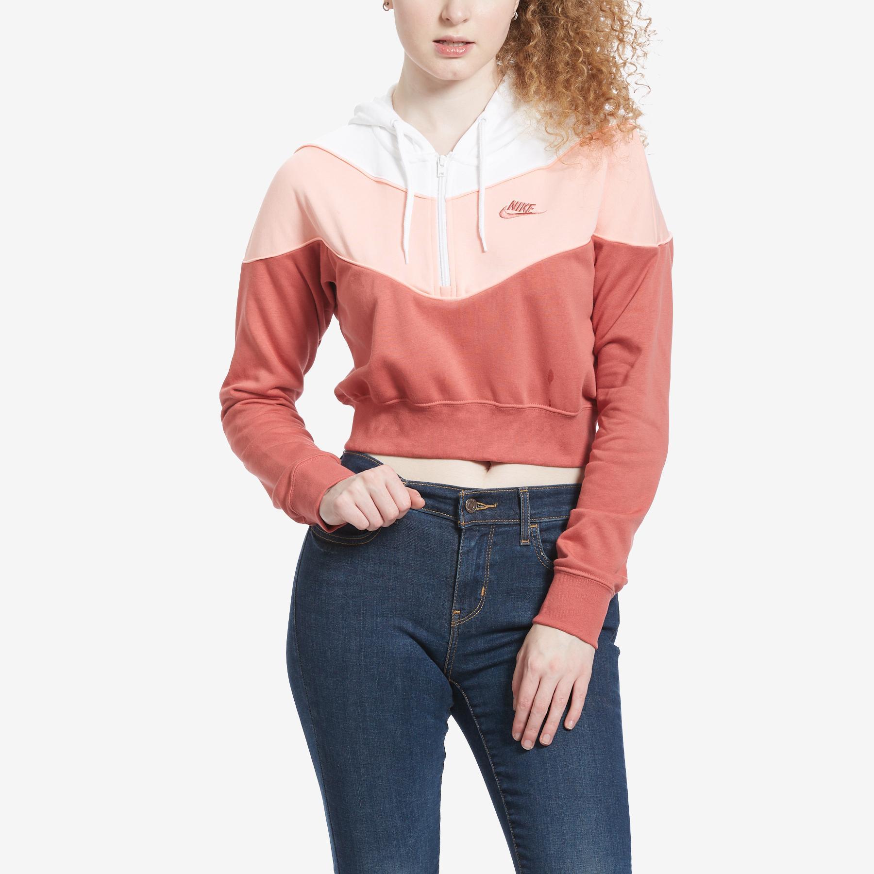 Sportswear Heritage 1/2- Zip Top
