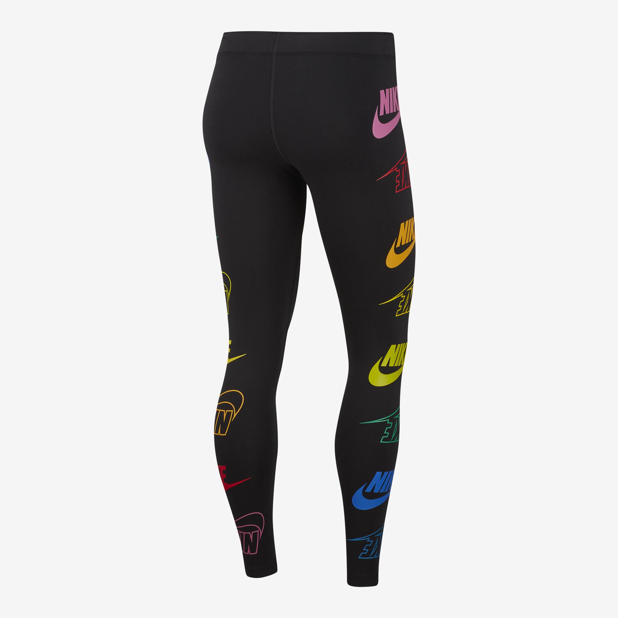 Sportswear Leg- A- See Leggings