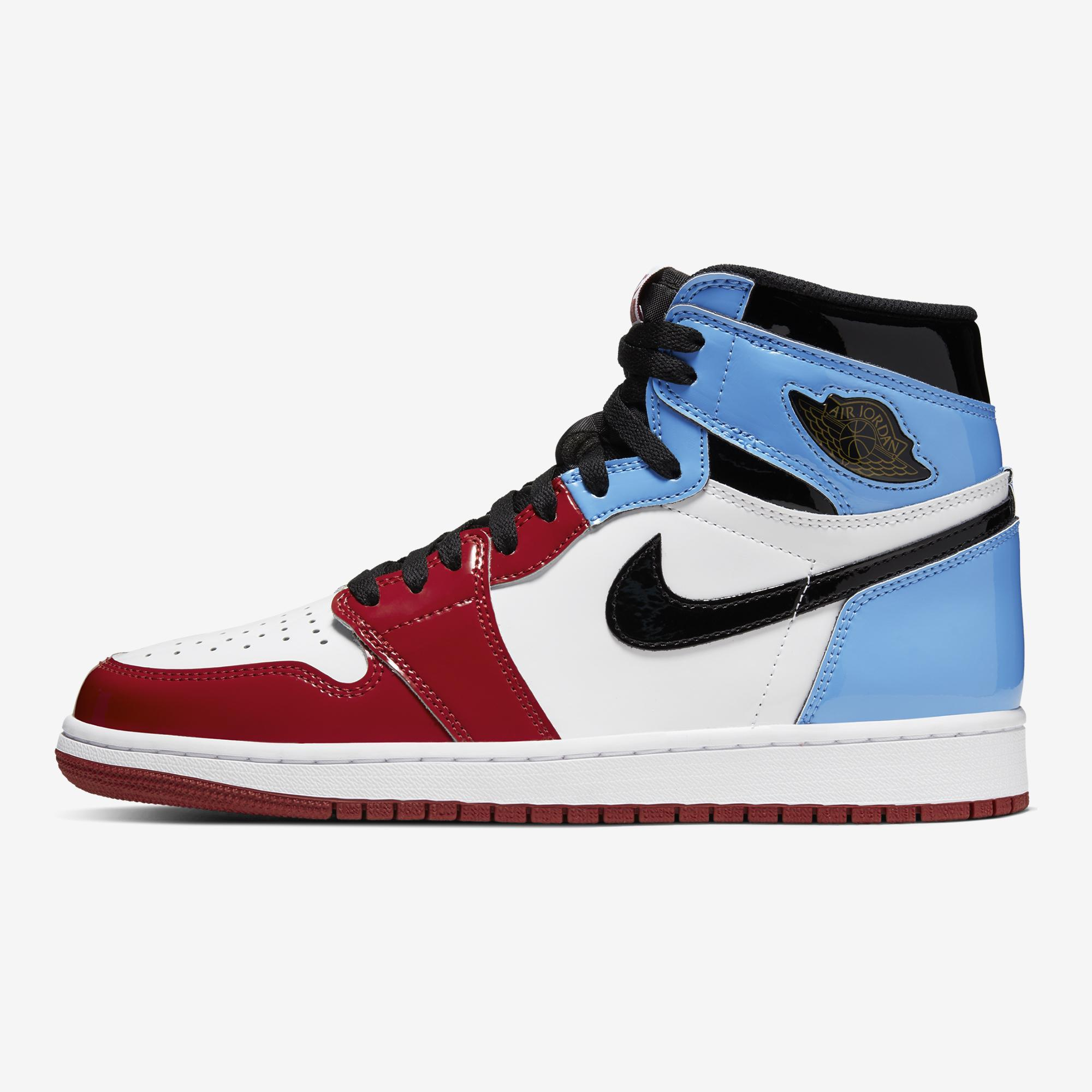 Men's Air Jordan 1 Retro High Og Fearless