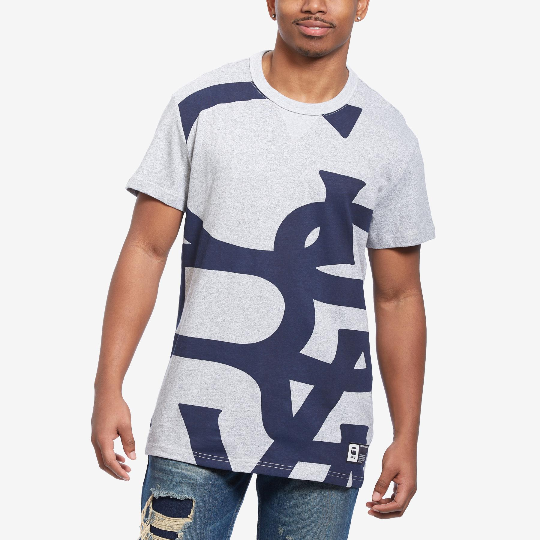 Men's Graphic 11 Loose Top