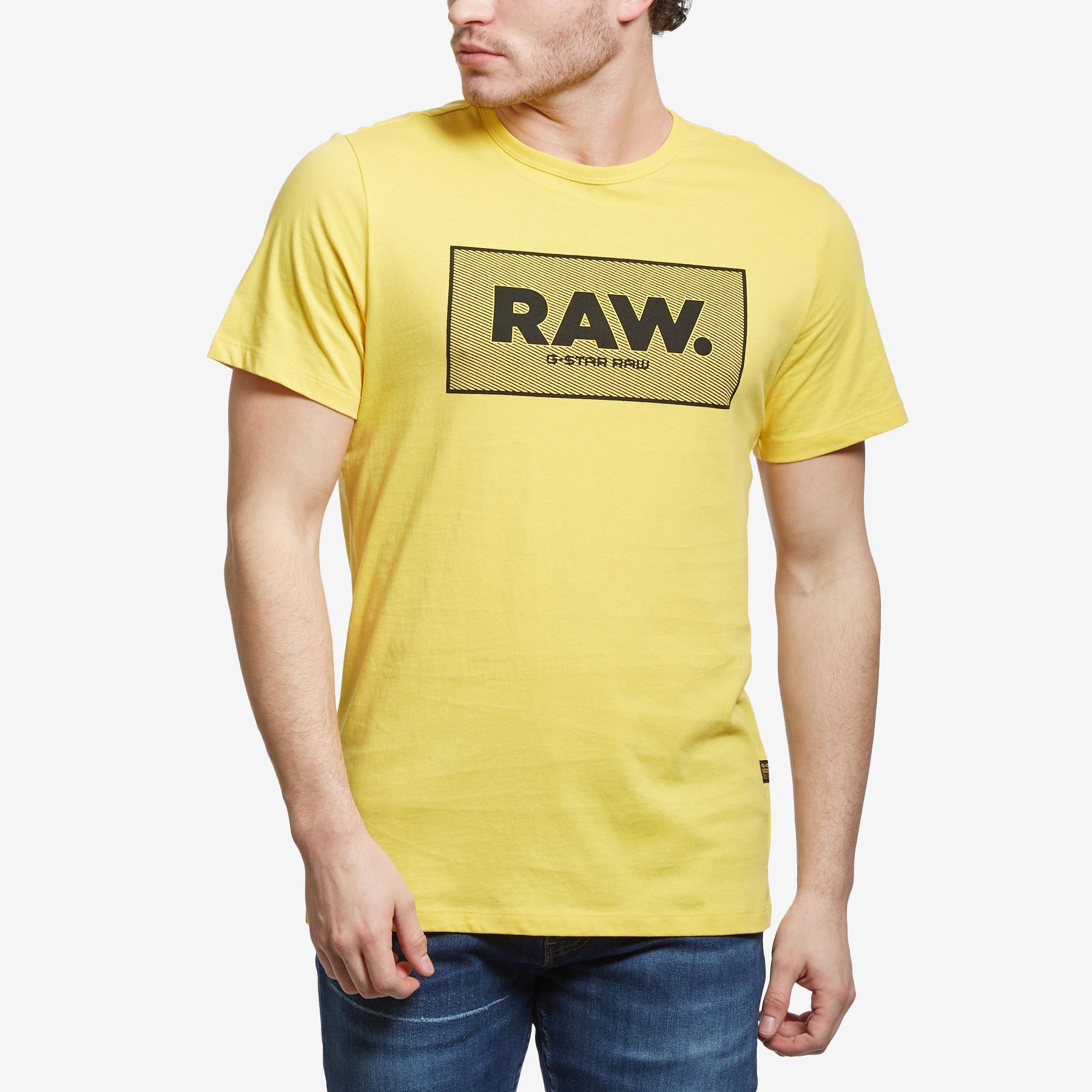 Men's Boxed Gr T- Shirt