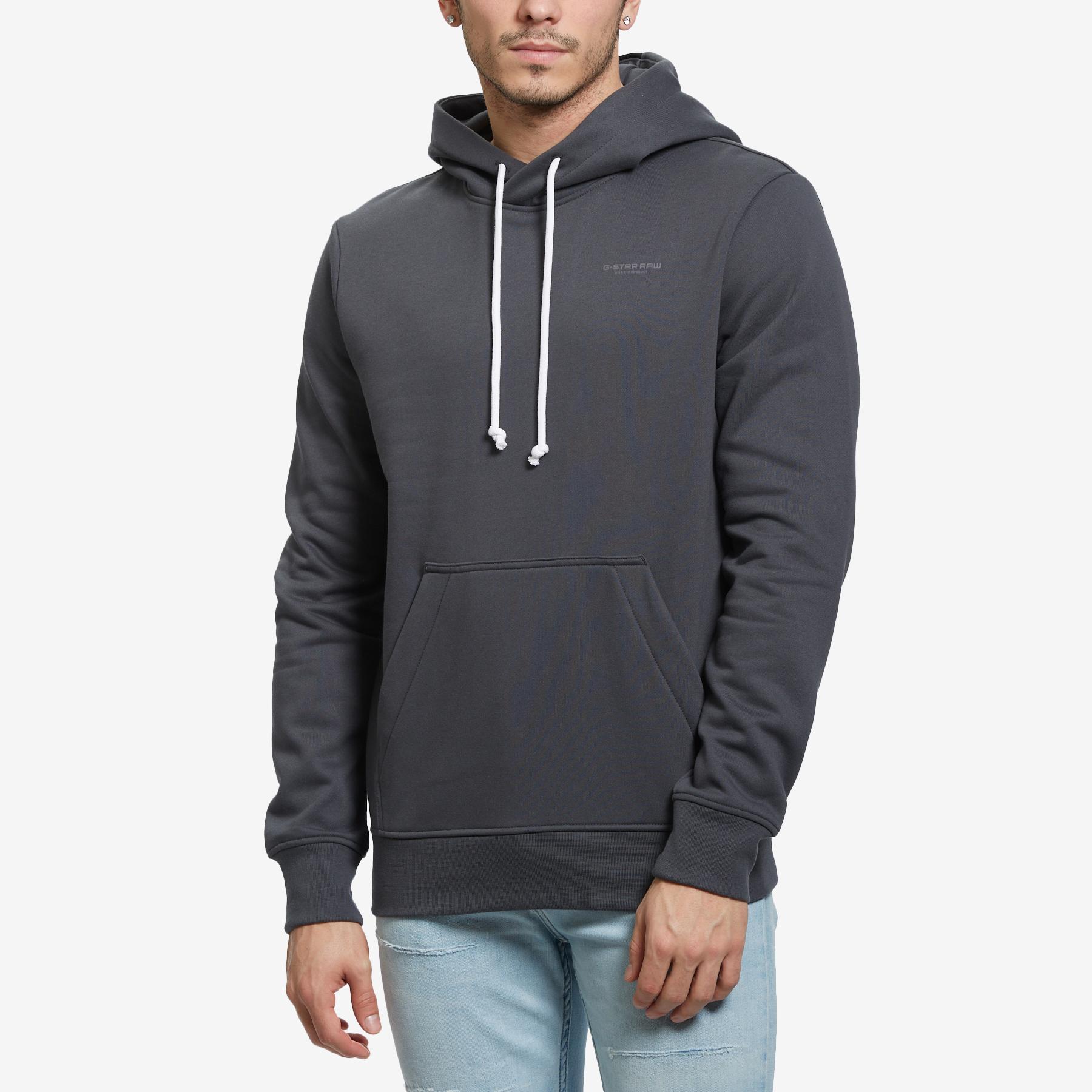 Men's Originals Backpanel Gr Hooded Sweater