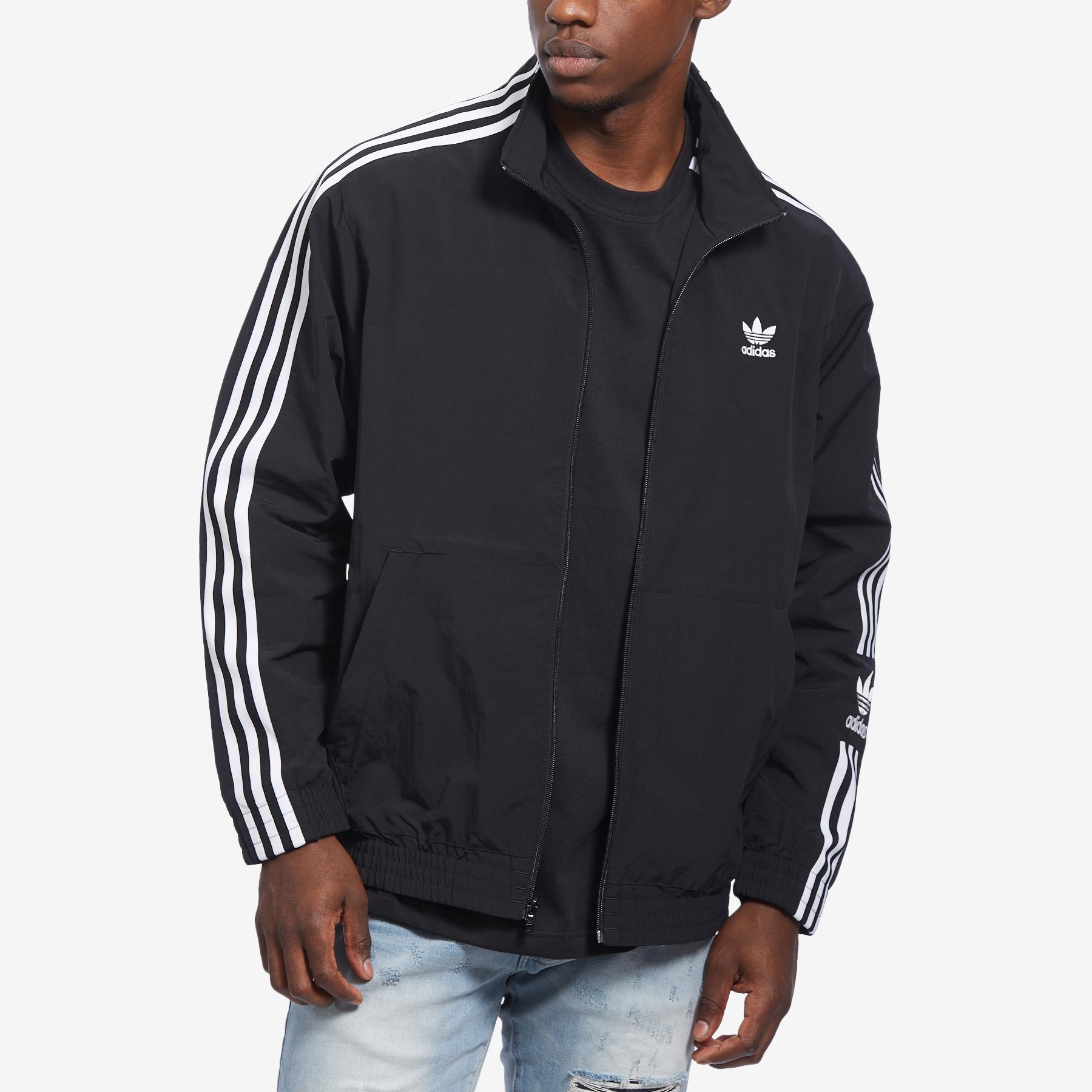 Men's Woven Track Jacket