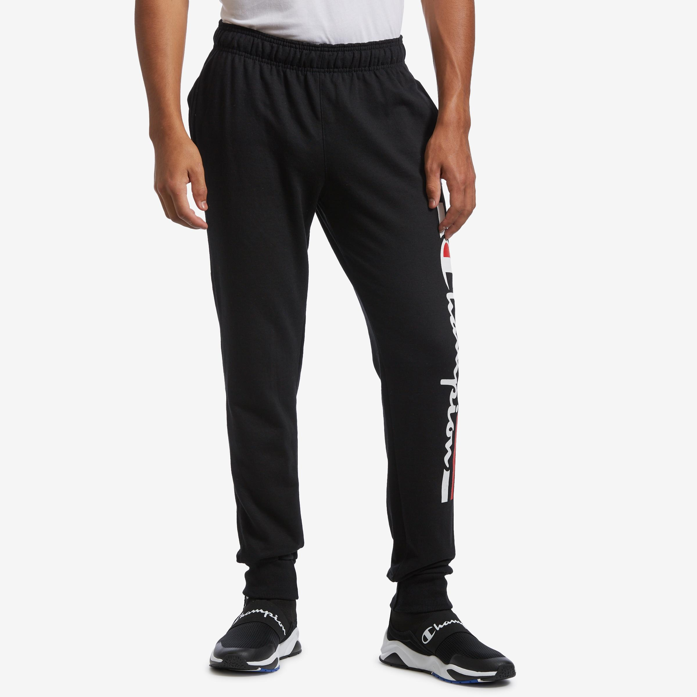Men's Graphic Powerblend Fleece Jogger
