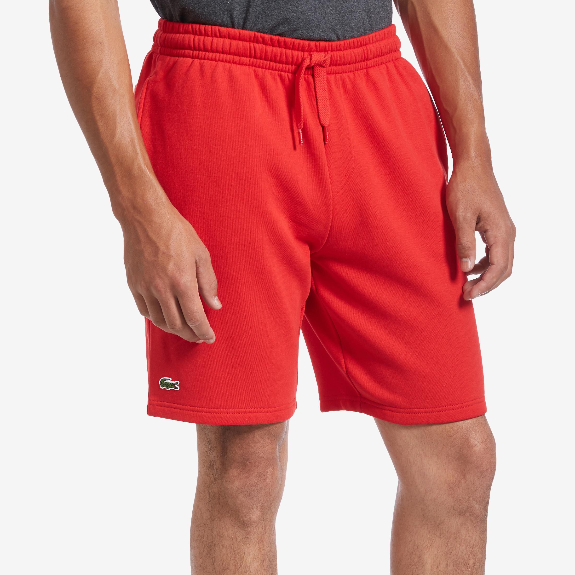 Sport Tennis Fleece Shorts