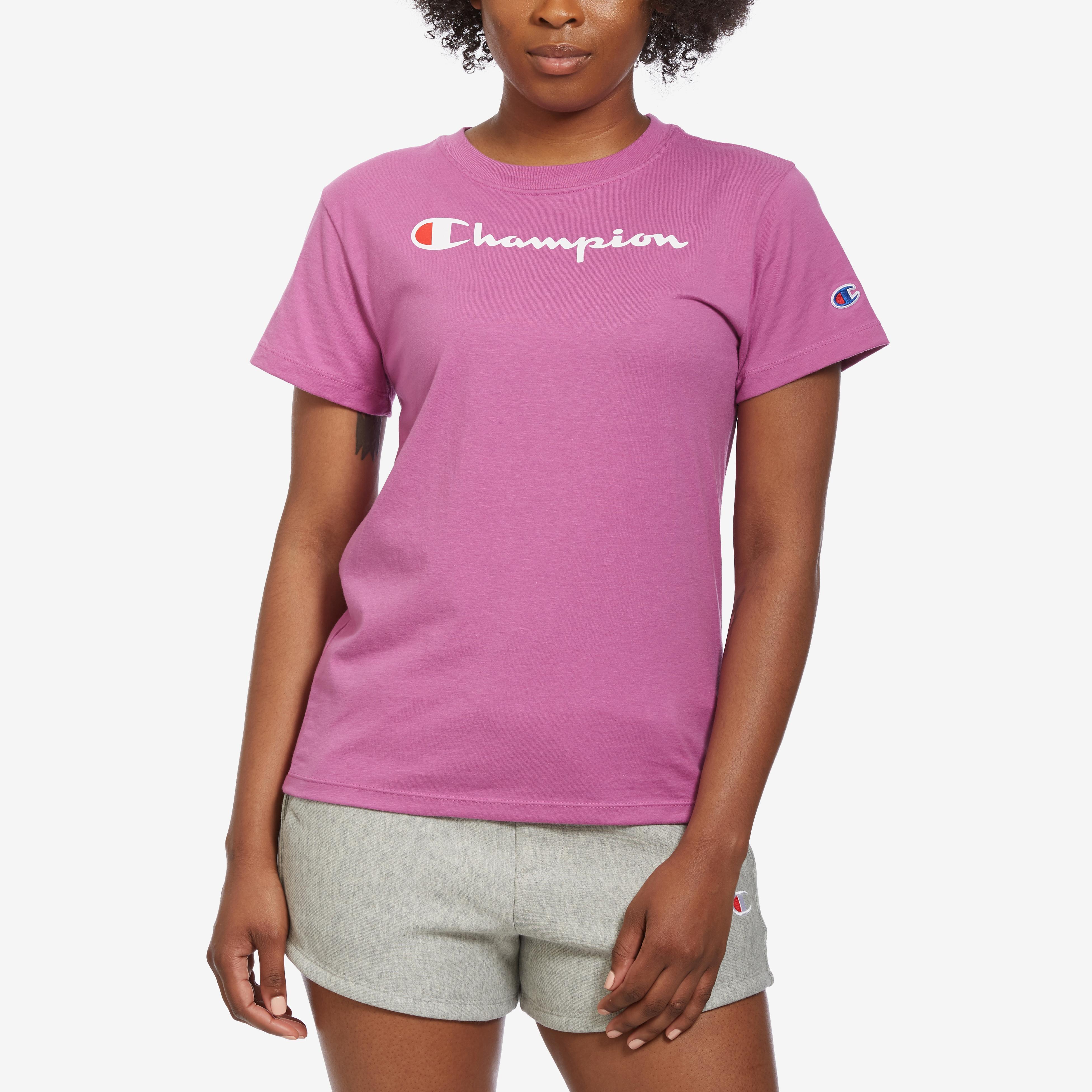 Women's Graphic Jersey Short Sleeve T- Shirt