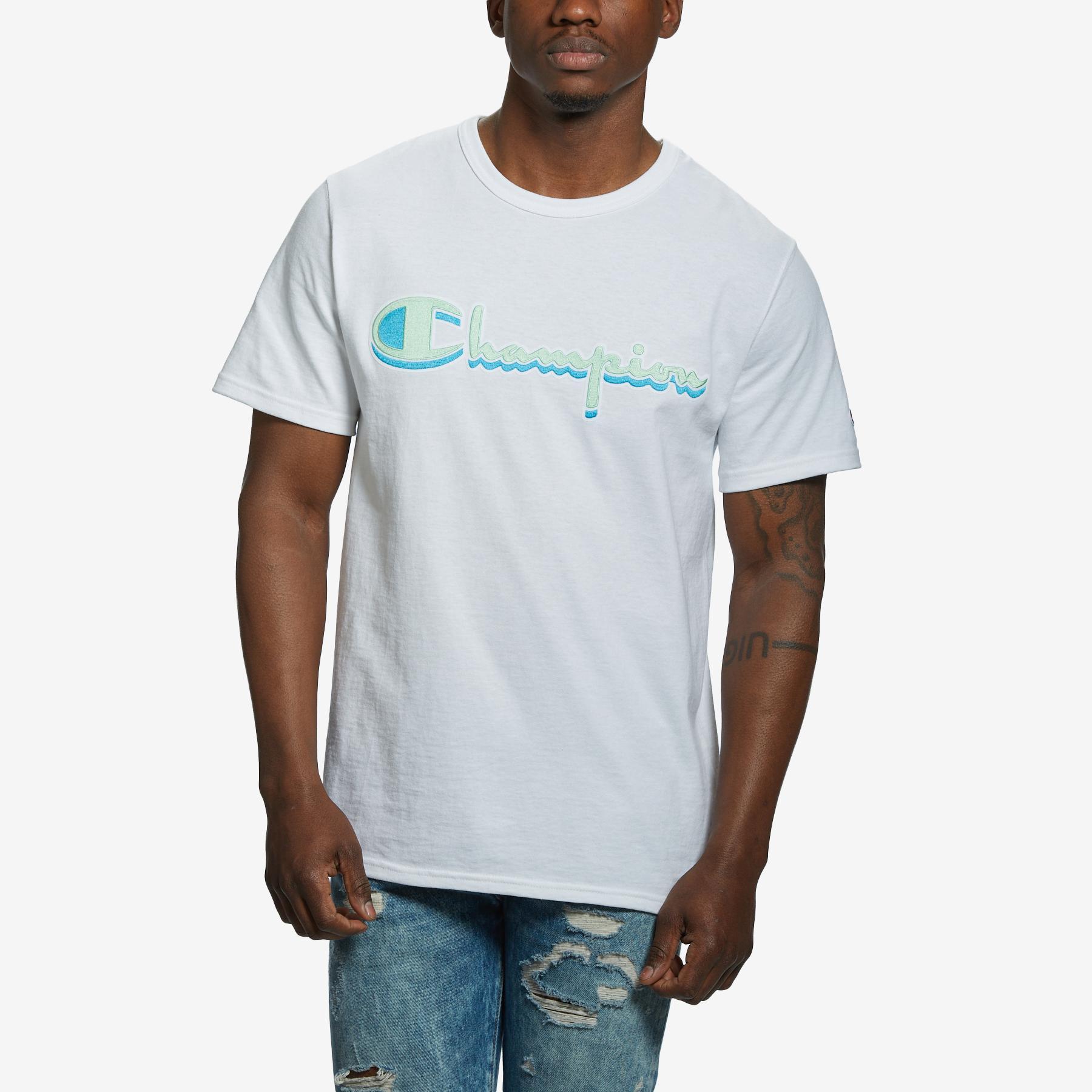 Men's Short Sleeve Logo Tee