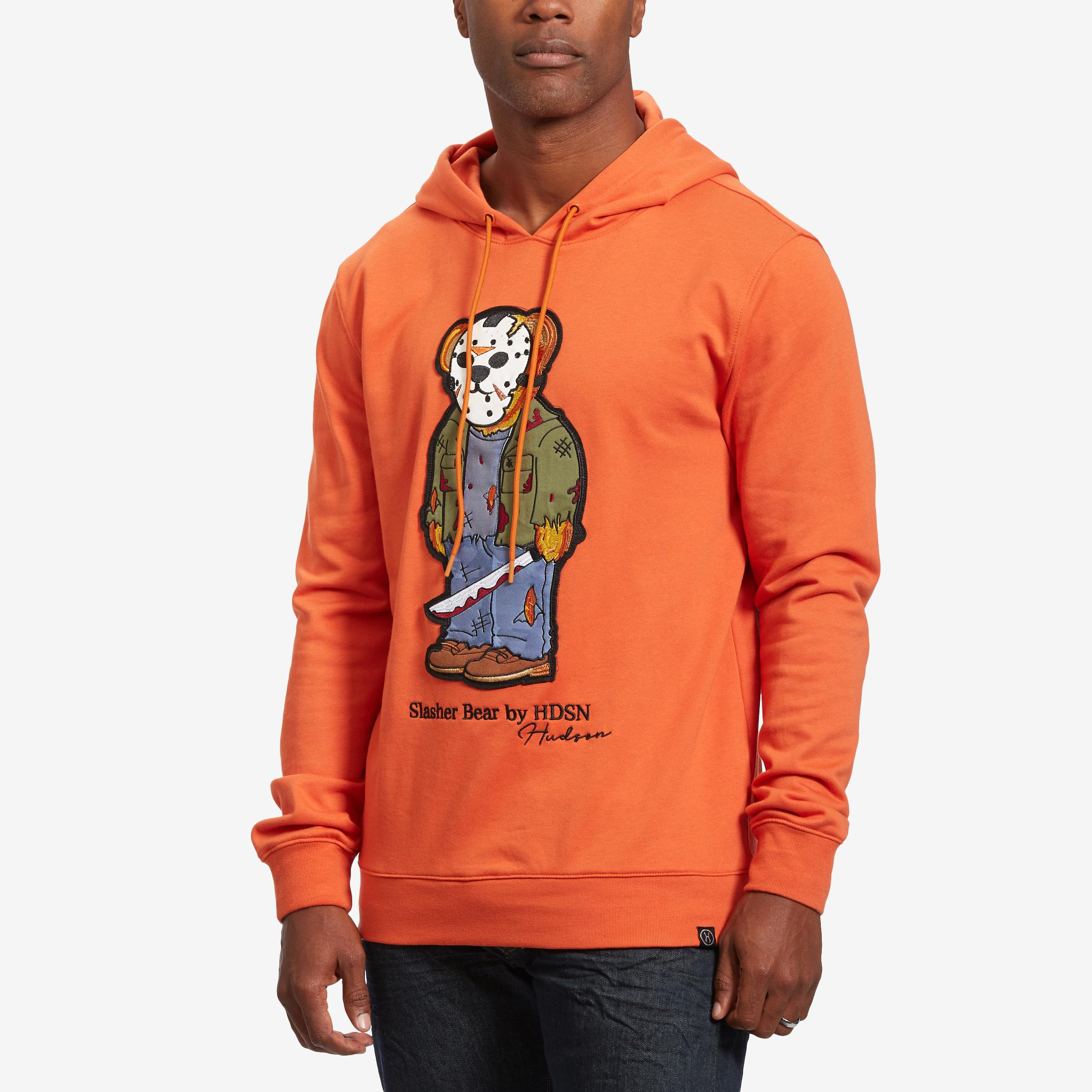 Slasher Bear Hoodie